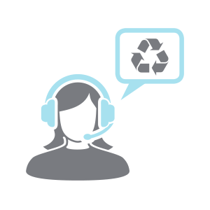 Carpet Recycling Requested Icon
